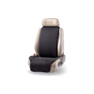 IVICY Linen car seat cover