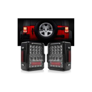 LX-Light DOT Approved 4D LED Tail Lights