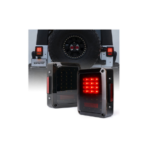 Xprite Smoke Lens LED Tail Lights