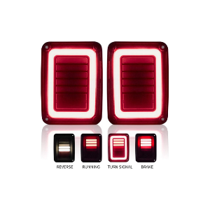 Upgraded LED Tail Lights