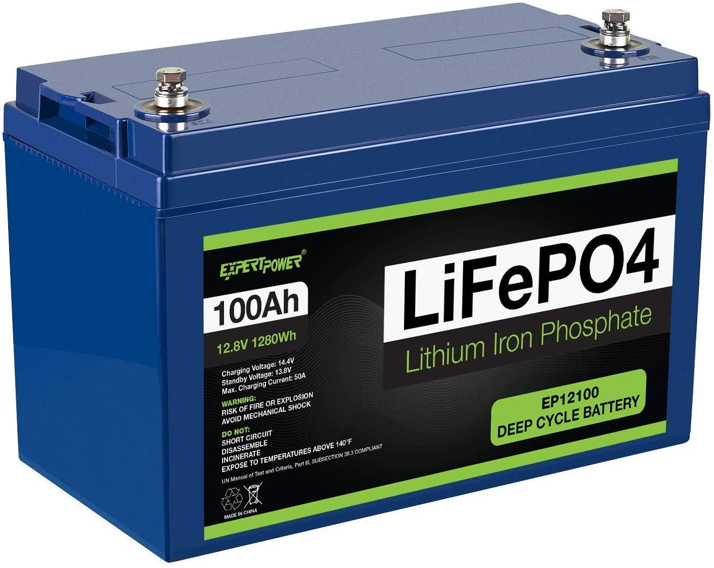 EXPERTPOWER 12V BATTERY Battery