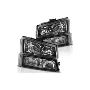 How to install LED Headlights Silverado