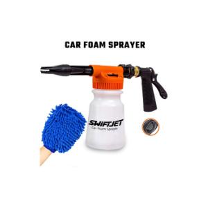 SwiftJet Car Wash Foam Gun Sprayer