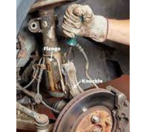 How to replace shocks and struts