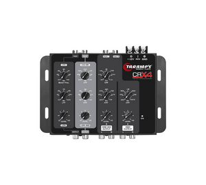 how to set crossover frequency for car audio system